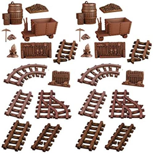 Terrain Crate Abandoned Mine