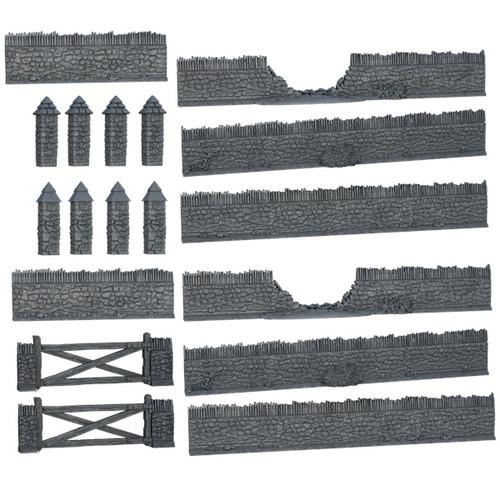 Terrain Crate Battlefield Walls