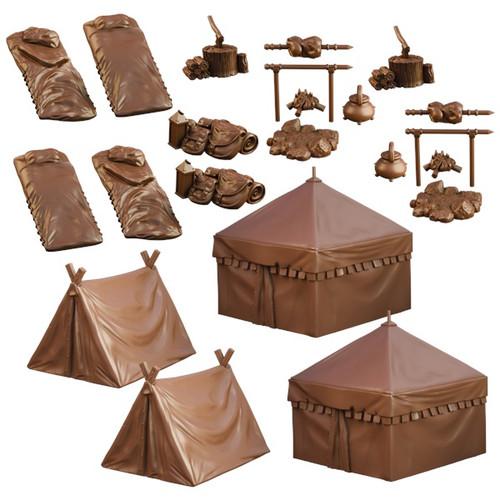 Terrain Crate Campsite