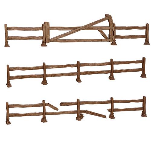 Terrain Crate Fences