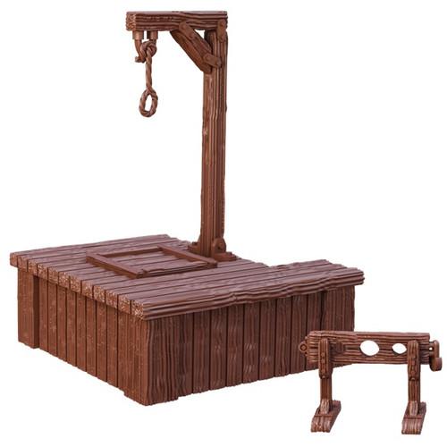 Terrain Crate Gallows & Stocks