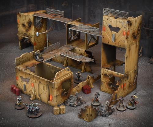 Terrain Crate Gang Warzone