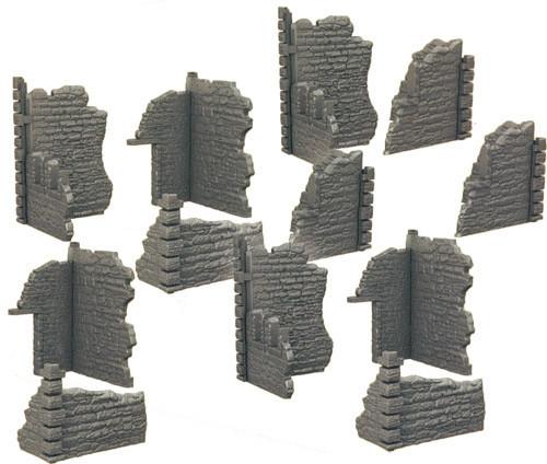Terrain Crate Ruined Village