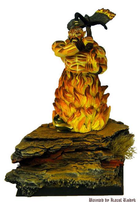 Djinn of Fire