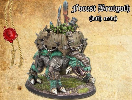 Forest Goblin Brutgoth w/crew