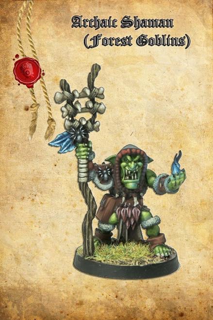 Forest Goblin Archaic Shaman