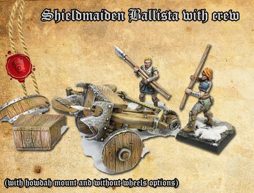 Shieldmaiden Ballista w/crew