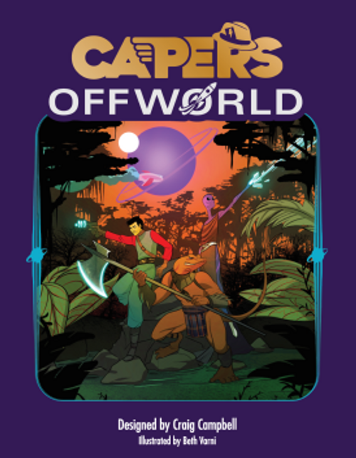CAPERS: Offworld Supplement