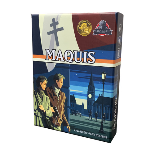 Maquis (2nd Edition)