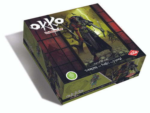 Okko Chronicles: Behind the Doors of the Jigoku