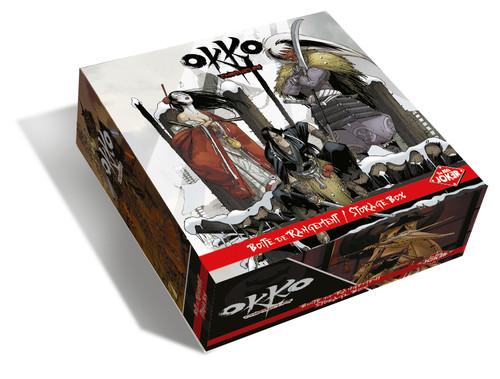 Okko Chronicles: Storage Box