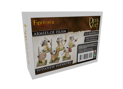 Armies of Islam - Sudanese Infantry