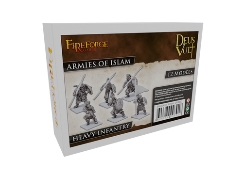Armies of Islam - Heavy Infantry