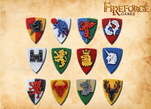 Albion's Knights Shields