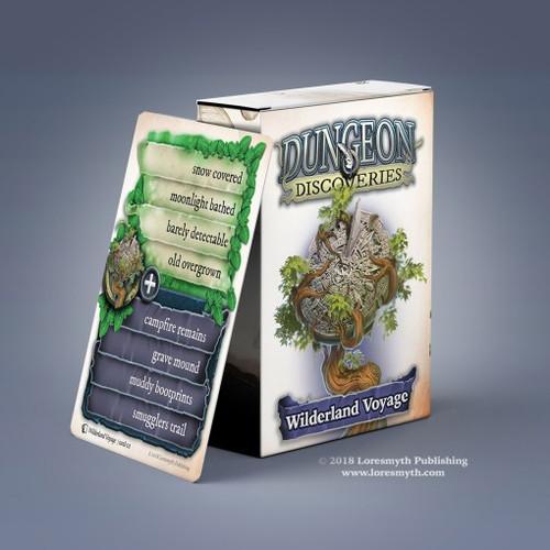 Dungeon Discoveries – Wilderland Voyage