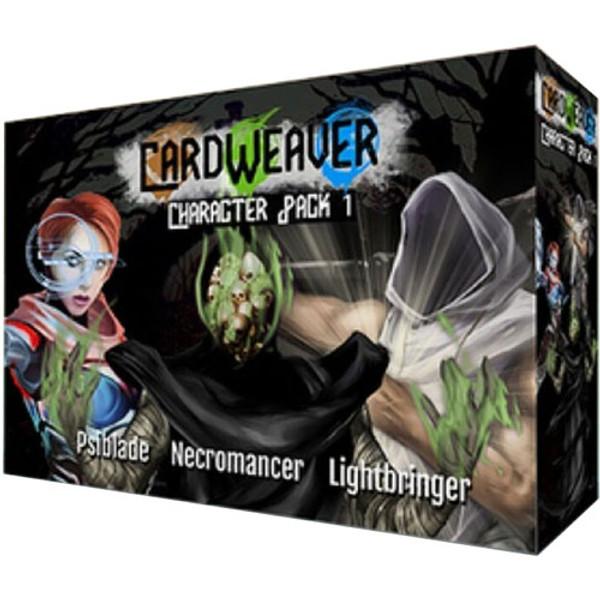 Cardweaver: Character Pack 1