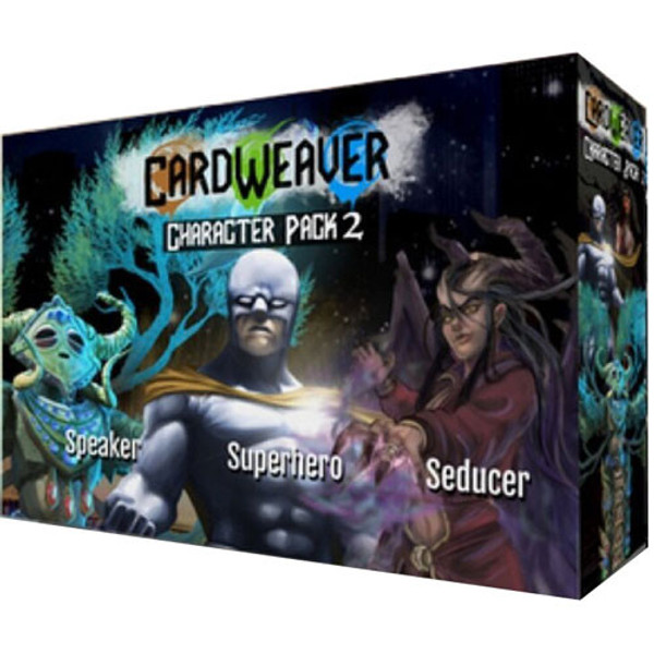 Cardweaver: Character Pack 2