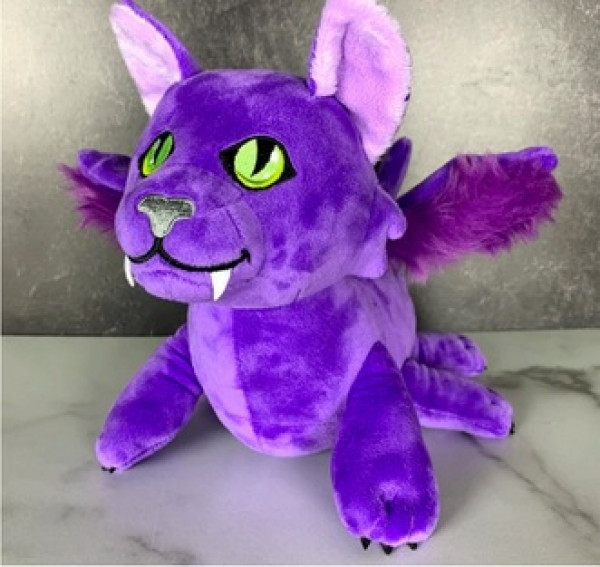 Donna the Dizzying Phase Cat Plush