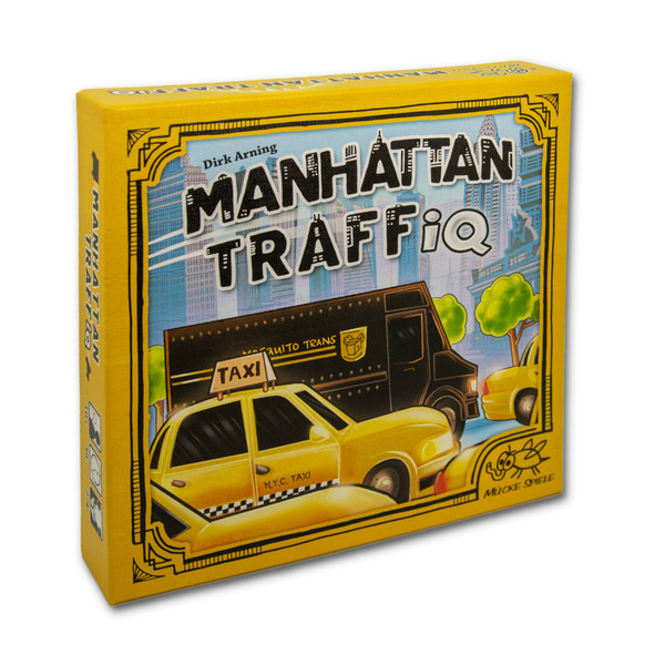 Manhattan TraffIQ
