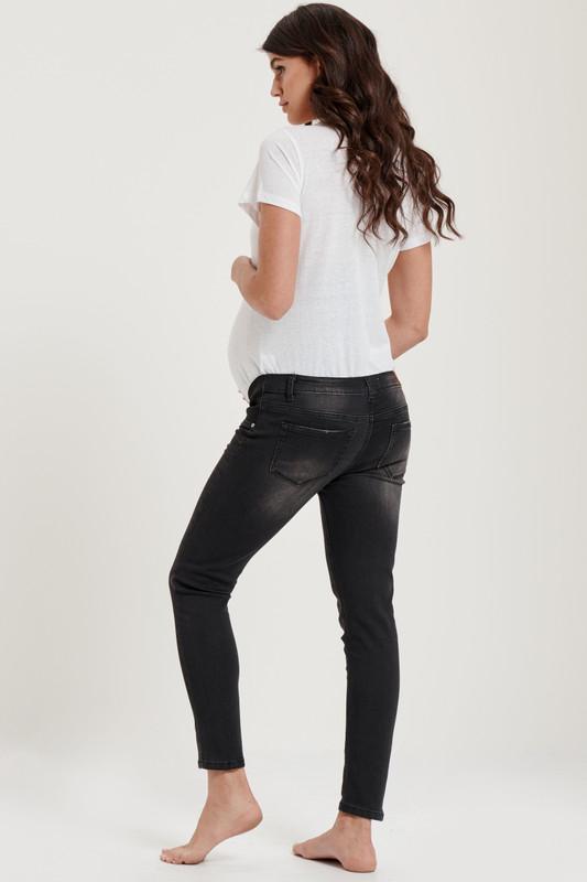 Maternity Jean in Black