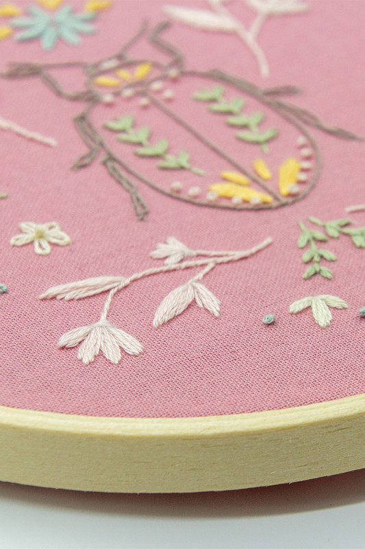 Embroidery Pattern (For Download)