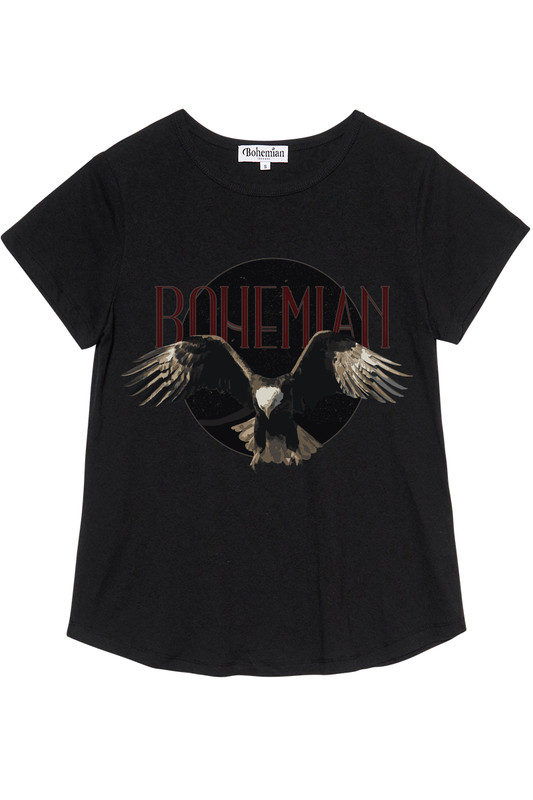 'Bohemian' T-Shirt Transfer (For Download)