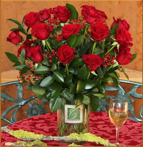 Two Dozen Red Rose Special