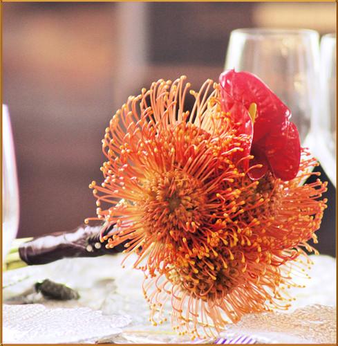 Cape Town Bridesmaid Bouquet