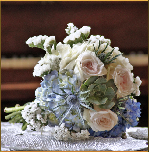 Moonlight Bridesmaid Bouquet
