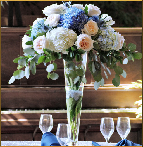 Moonlight Elevated Centerpiece