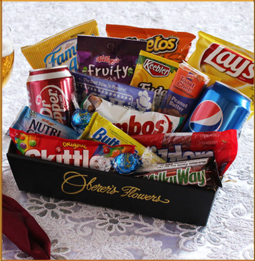 Sweet & Salty Snack Tray