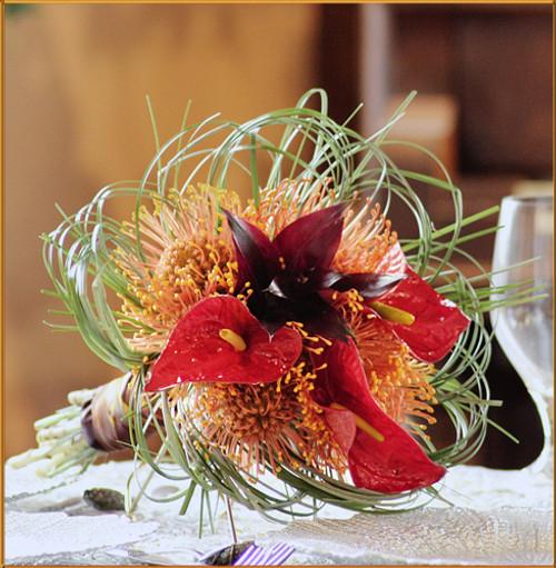 Cape Town Bridal Bouquet