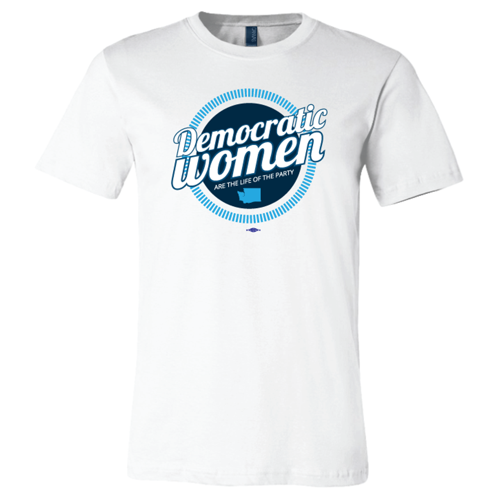 Democratic Women (White Tee)