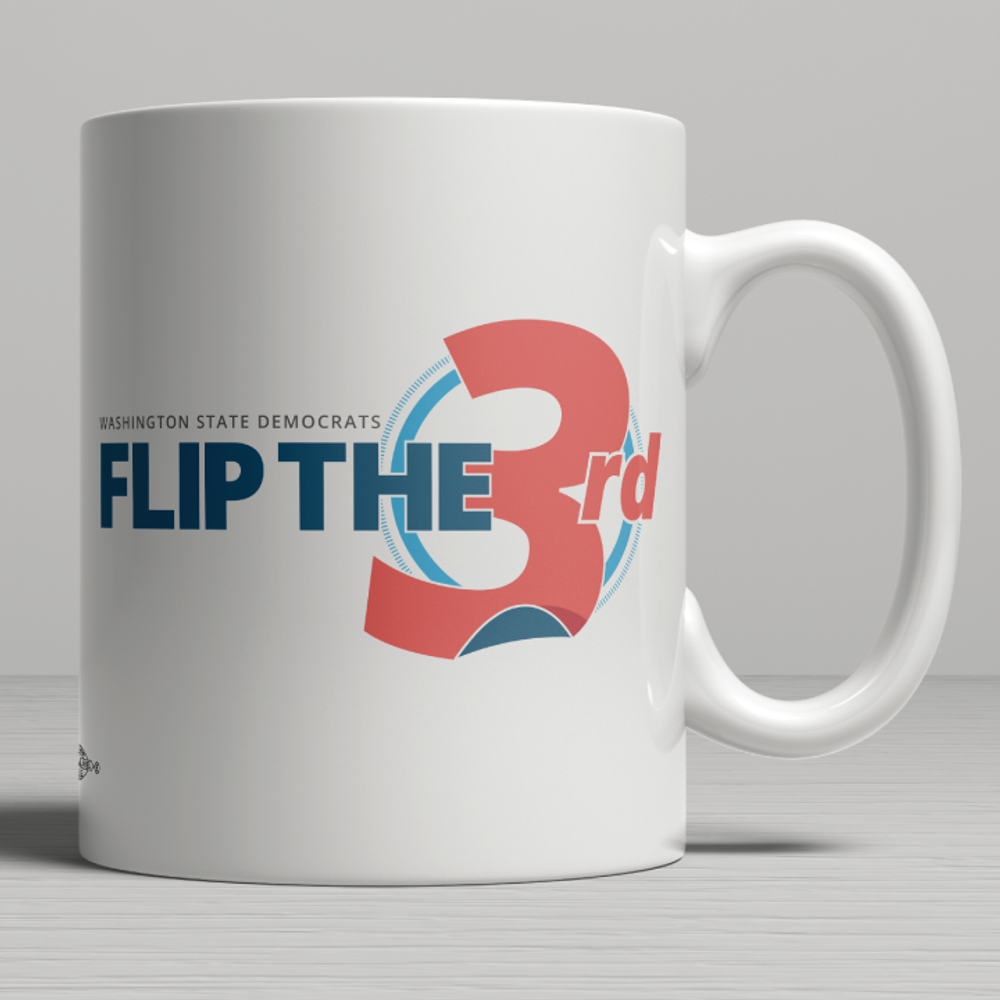 Flip The 3rd (11oz. Coffee Mug)