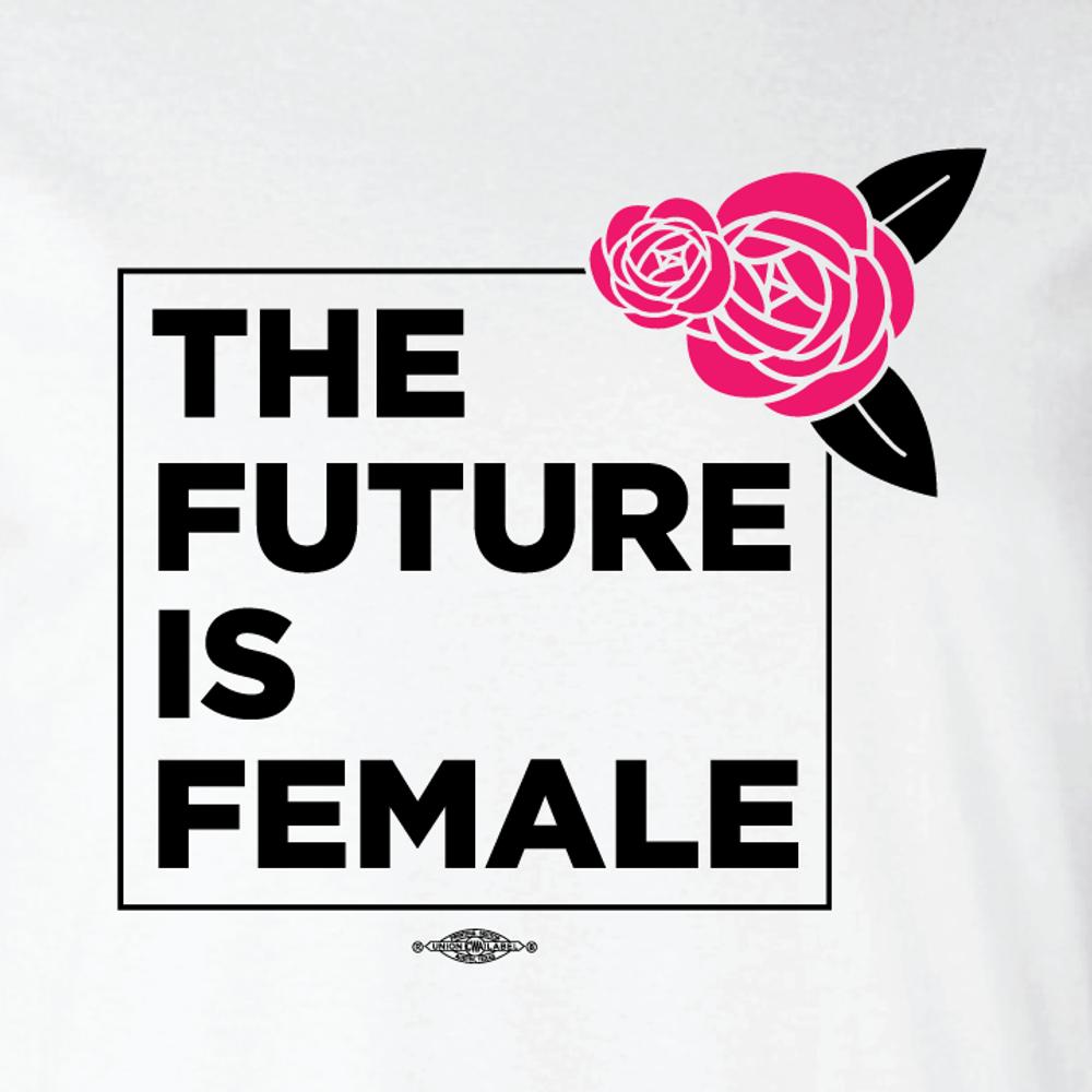 The Future is Female (White Tee)