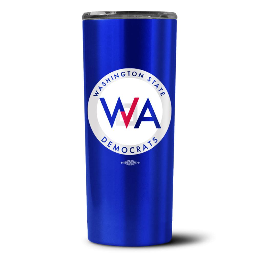 Washington Democrats Official Logo ( 18 Oz. Travel Tumbler)