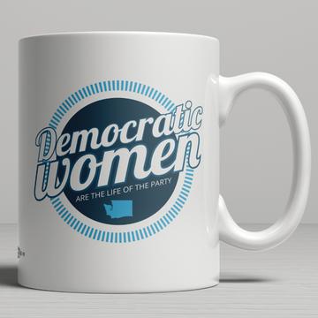 Democratic Women (11oz. Coffee Mug)