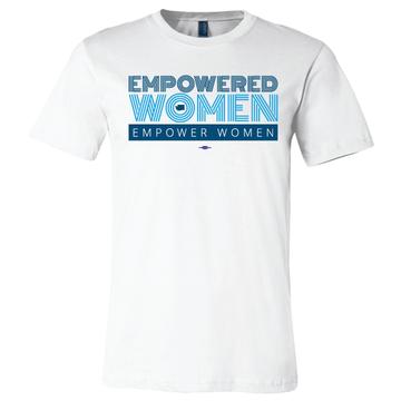 Empowered Women Empower Women (White Tee)
