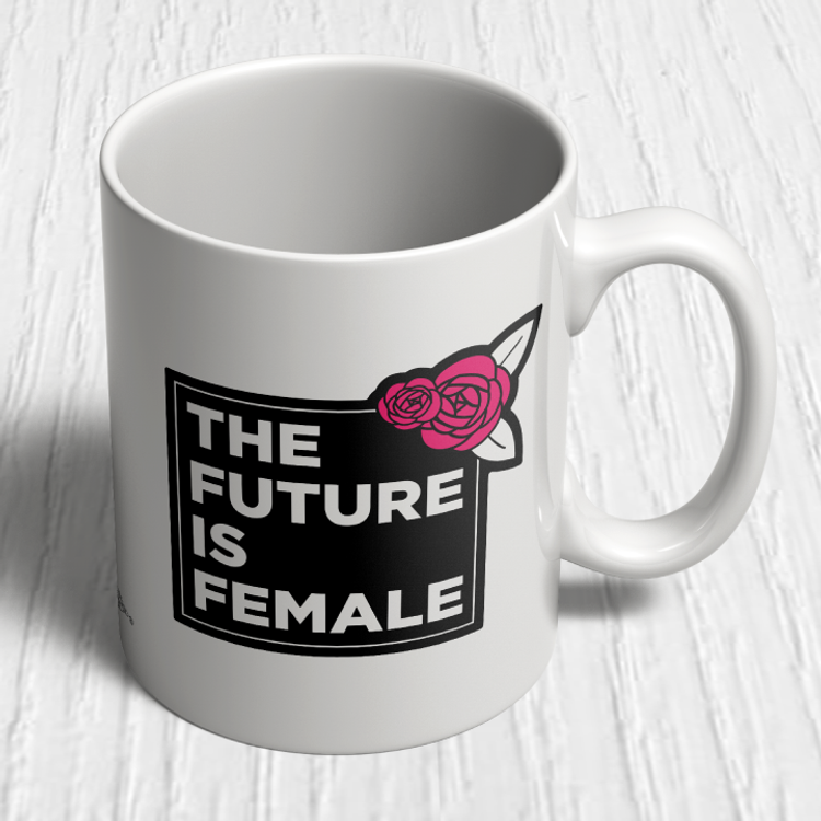 The Future is Female (11oz. Coffee Mug)