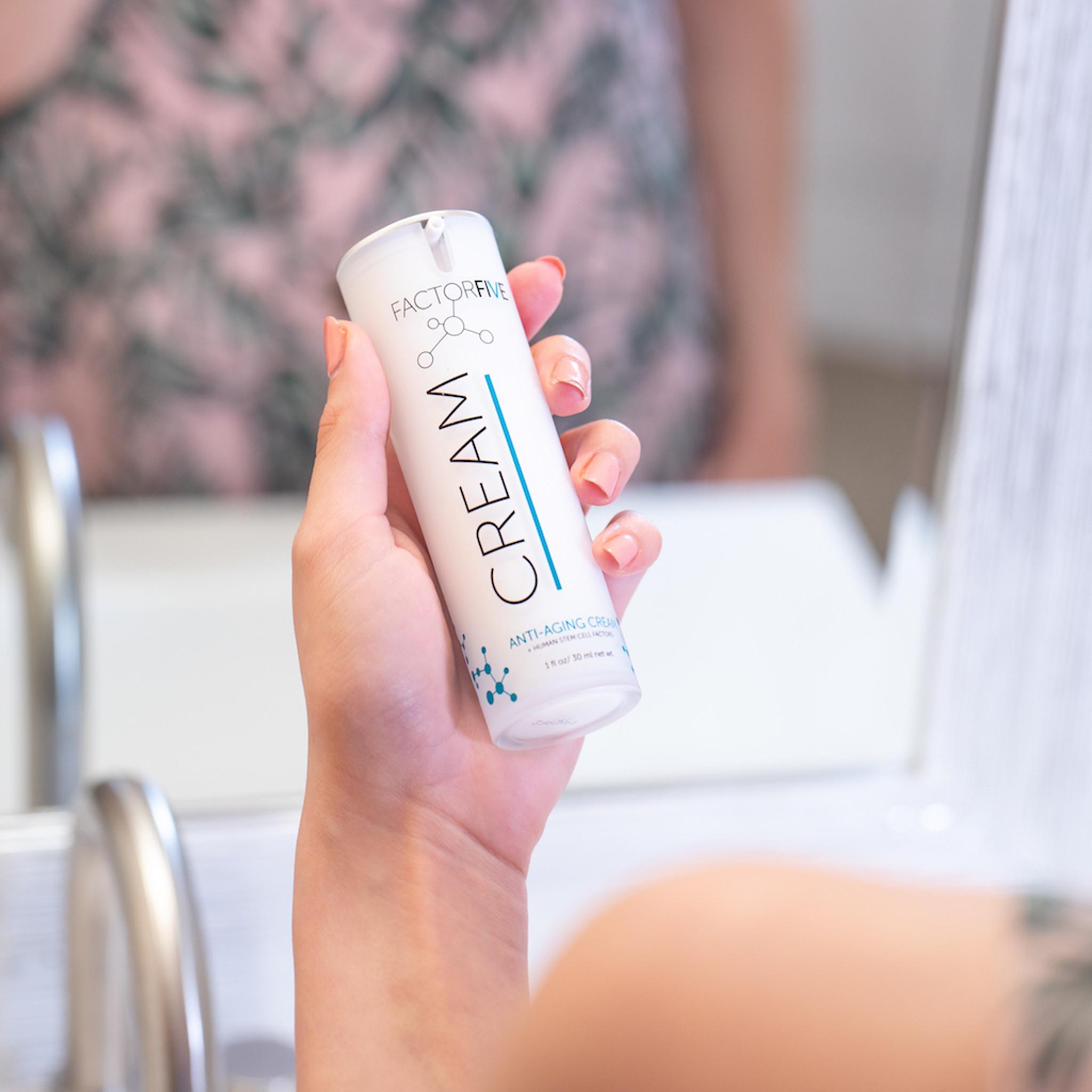 FACTORFIVE Skincare Anti-Aging Cream