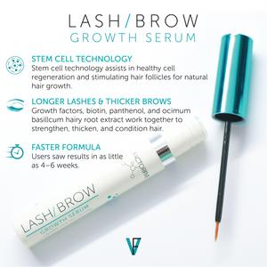 FACTORFIVE Skincare Lash & Brow Growth Serum