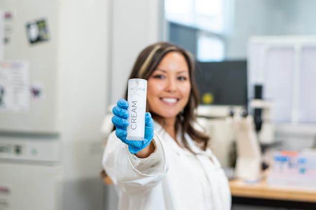 Women in STEM: Dr. Annie Bowles