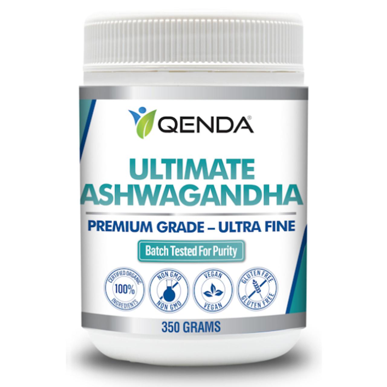 Qenda Ultimate Ashwagandha 350g