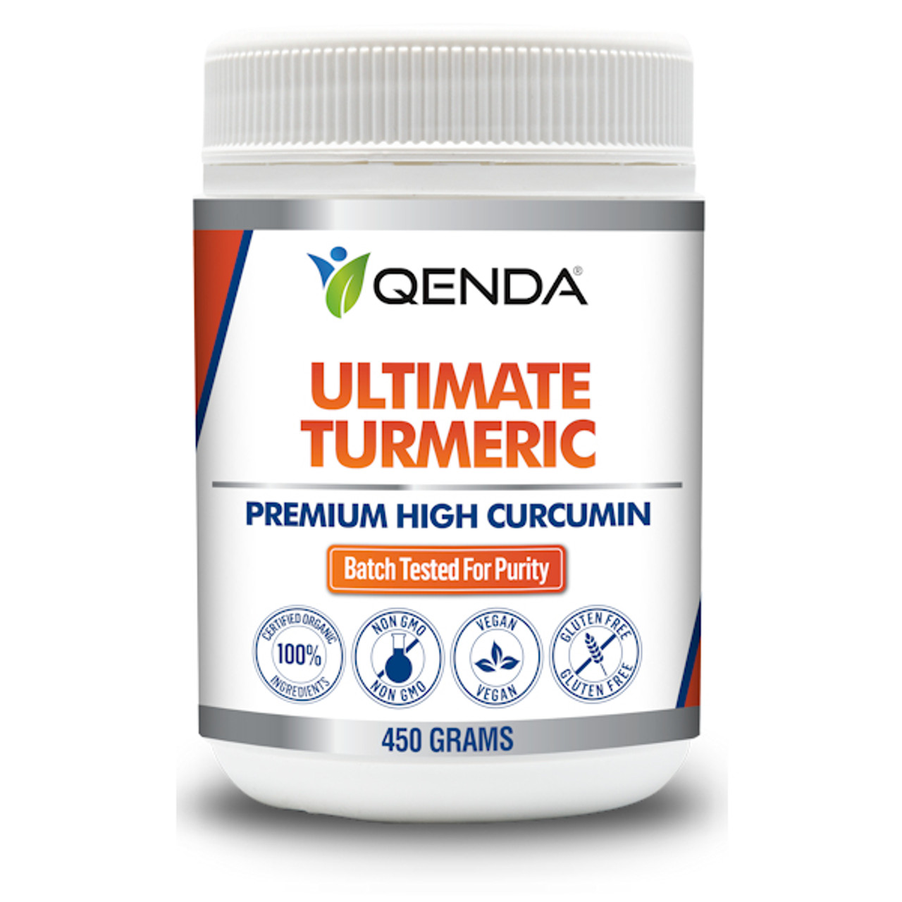 Qenda Ultimate Turmeric 450g
