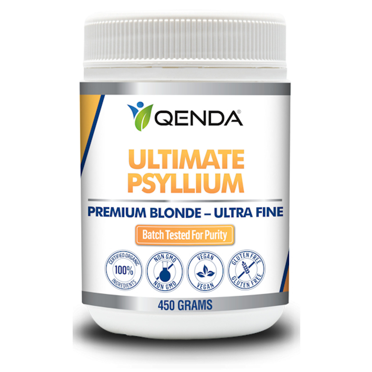 Qenda Ultimate Psyllium Original 450g