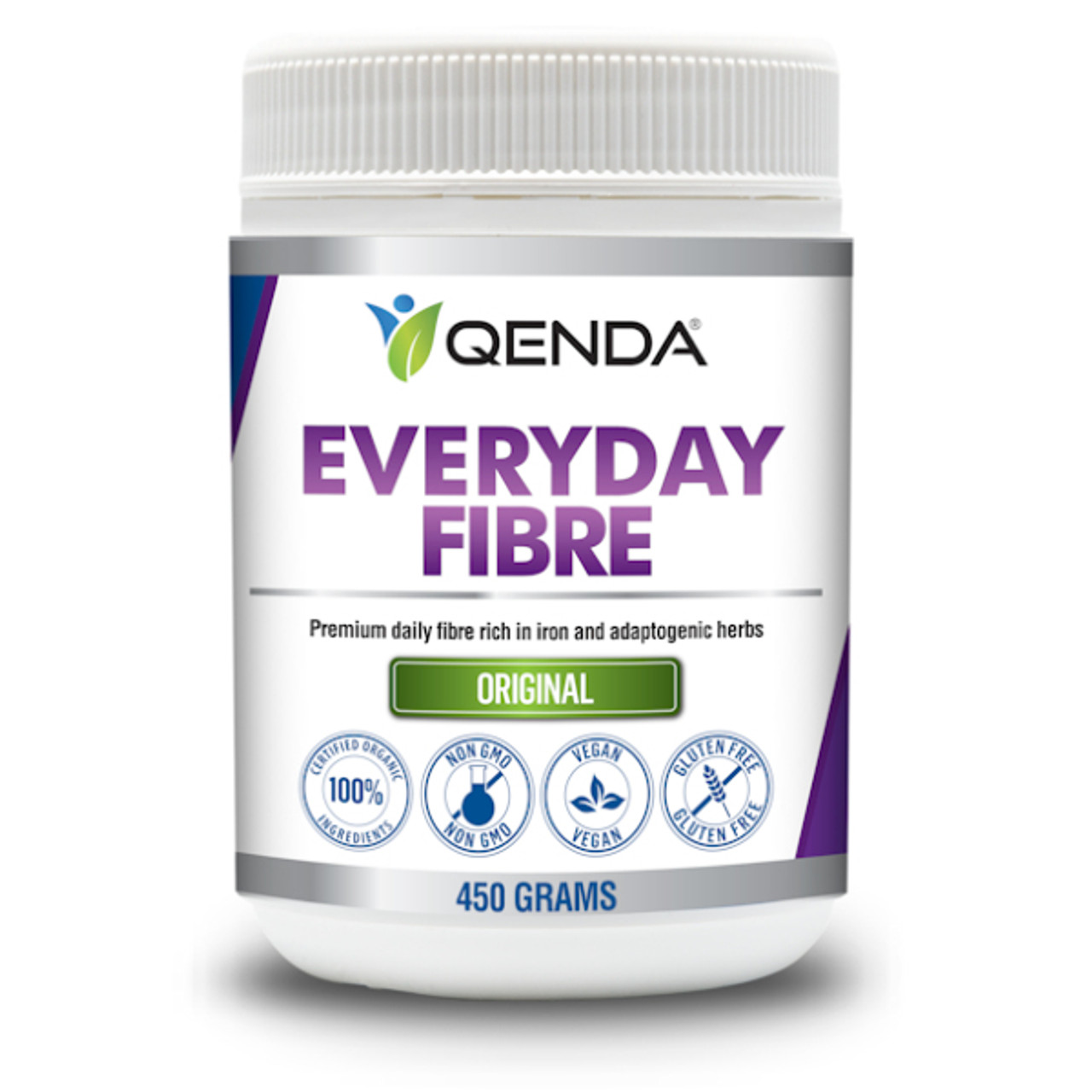 Qenda Everyday Fibre - Original Formulation 450g