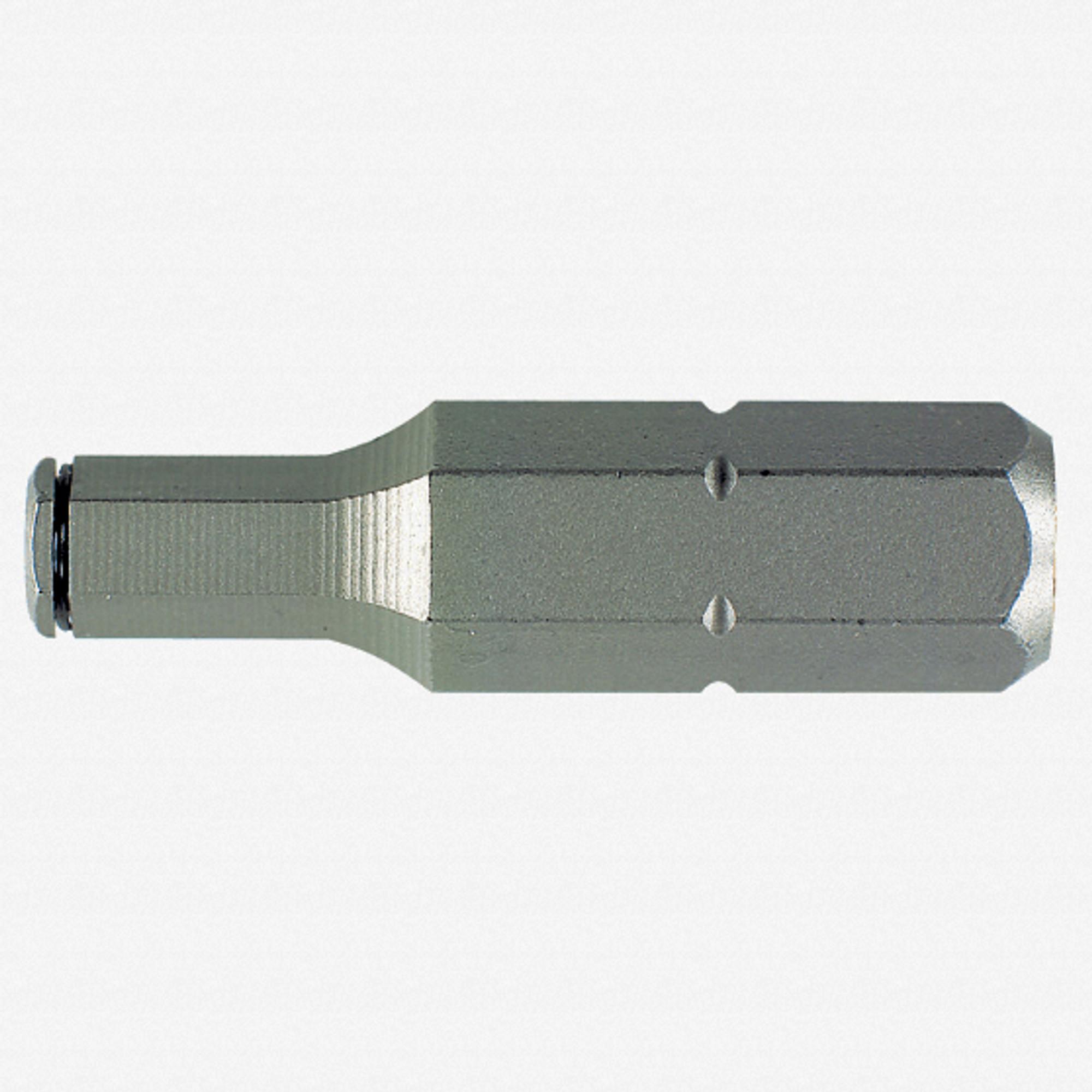 4.0mm x 25mm Wiha 71307 MagicRing® Hex Metric Insert Bit