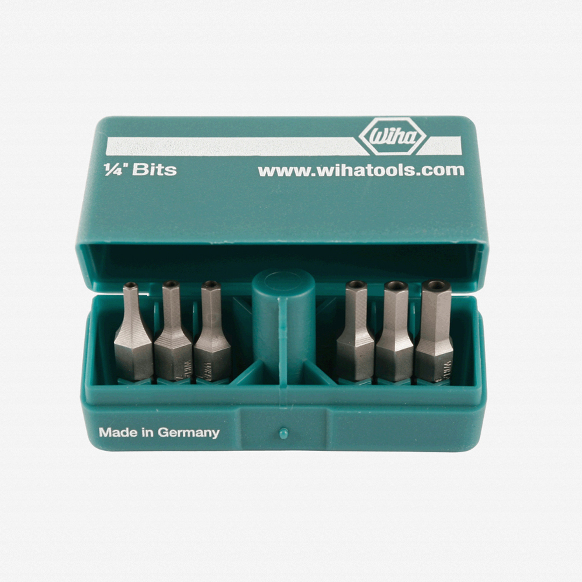 Wiha 33490 6 Piece Insulated Hex SAE T-handle Set