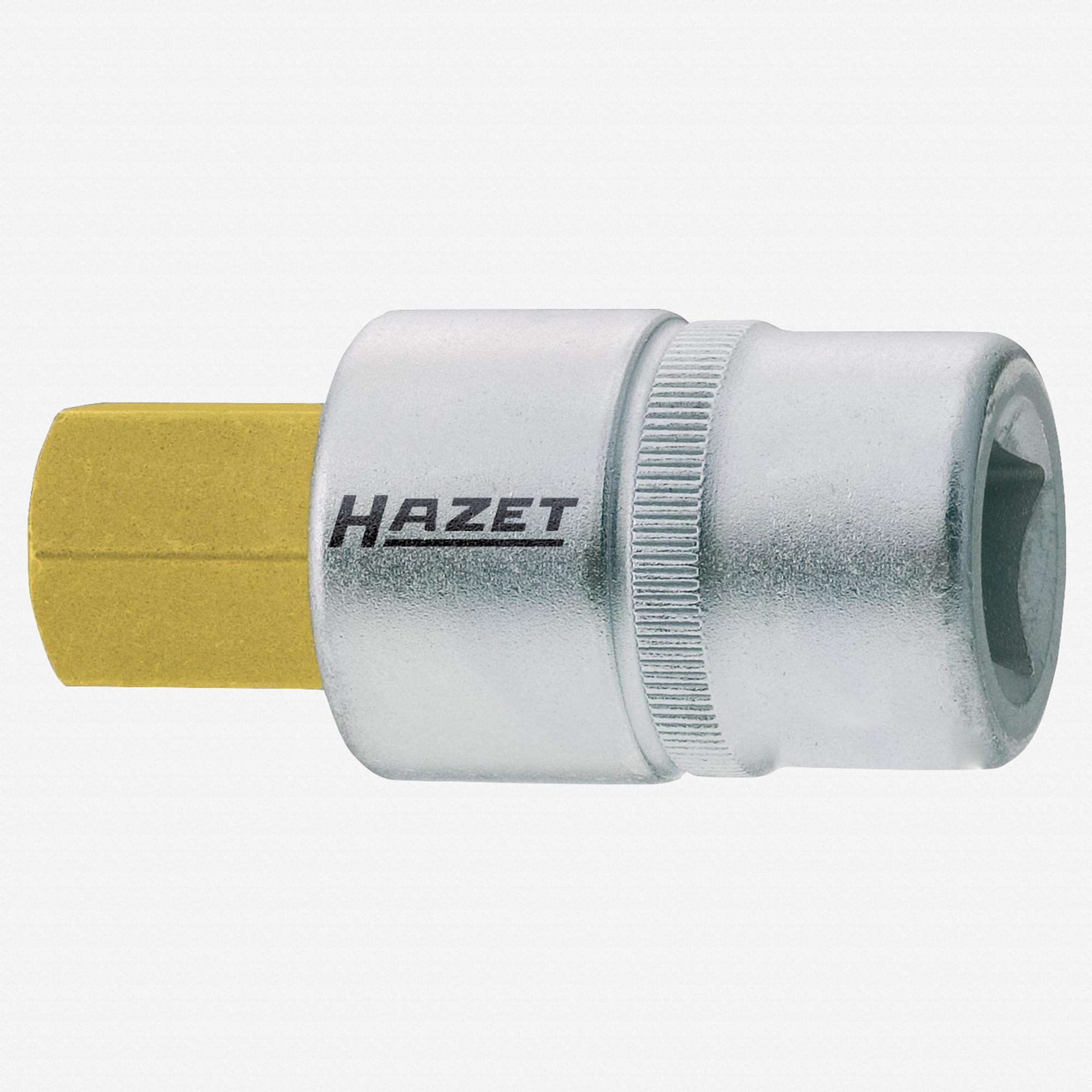 Hazet 986-8 Screwdriver Socket Bits