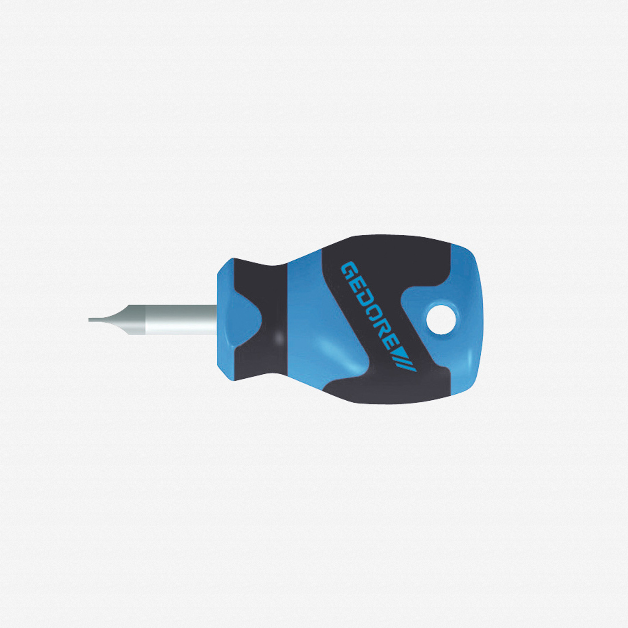 GEDORE 2154SK 8 3C-Screwdriver with Striking Cap 8 mm